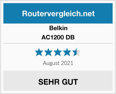 Belkin AC1200 DB Test