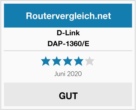 D-Link DAP-1360/E Test