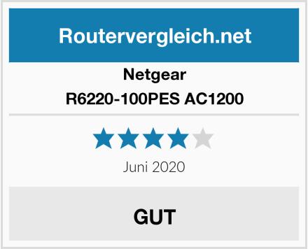 Netgear R6220-100PES AC1200 Test