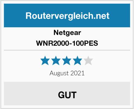Netgear WNR2000-100PES Test