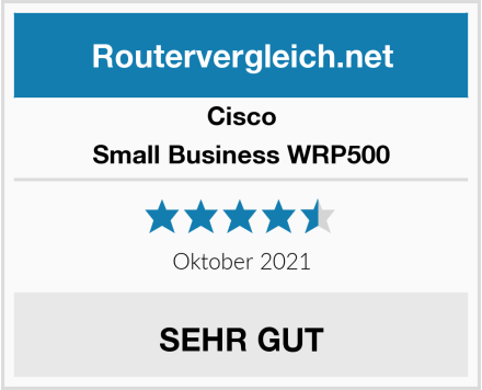Cisco Small Business WRP500 Test