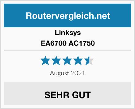 Linksys EA6700 AC1750 Test