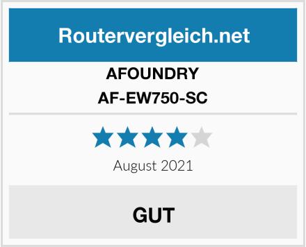 AFOUNDRY AF-EW750-SC Test