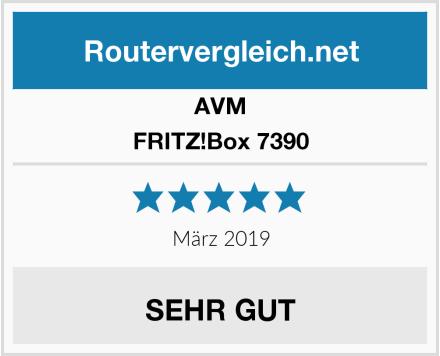 AVM FRITZ!Box 7390 Test