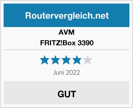 AVM FRITZ!Box 3390 Test