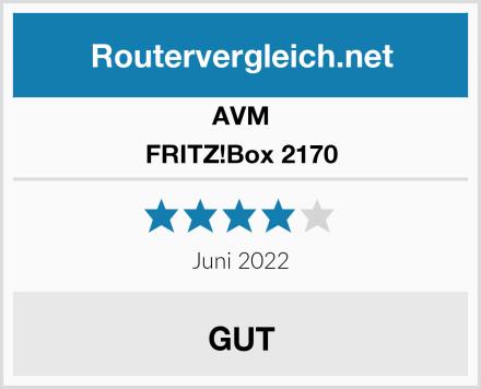 AVM FRITZ!Box 2170 Test