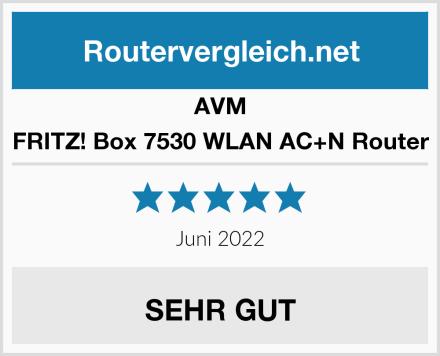 AVM FRITZ! Box 7530 WLAN AC+N Router Test