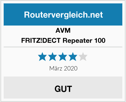 AVM FRITZ!DECT Repeater 100 Test