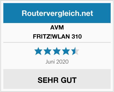 AVM FRITZ!WLAN 310 Test