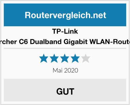 TP-Link Archer C6 Dualband Gigabit WLAN-Router Test