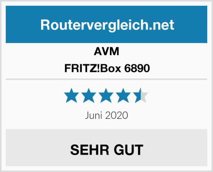AVM FRITZ!Box 6890 Test