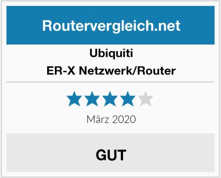Ubiquiti ER-X Netzwerk/Router Test