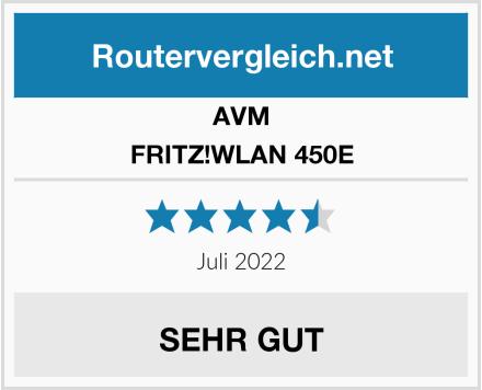 AVM FRITZ!WLAN 450E Test