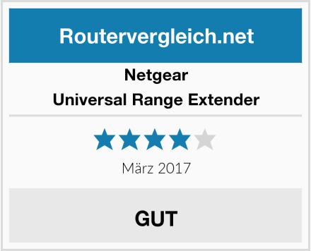 Netgear Universal Range Extender Test