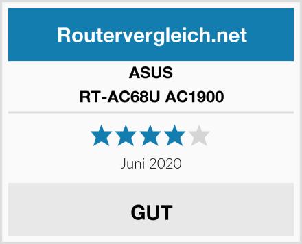 ASUS RT-AC68U AC1900 Test