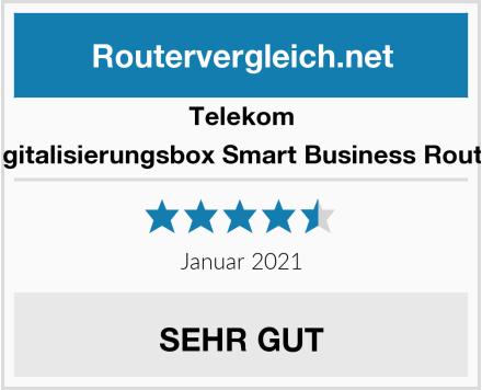 Telekom Digitalisierungsbox Smart Business Router Test