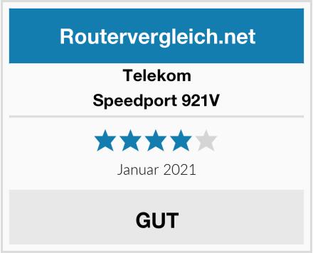 Telekom Speedport 921V Test