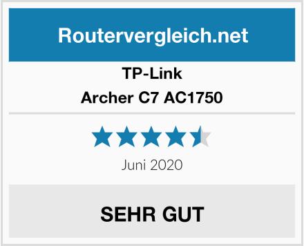 TP-Link Archer C7 AC1750 Test