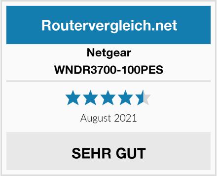 Netgear WNDR3700-100PES Test