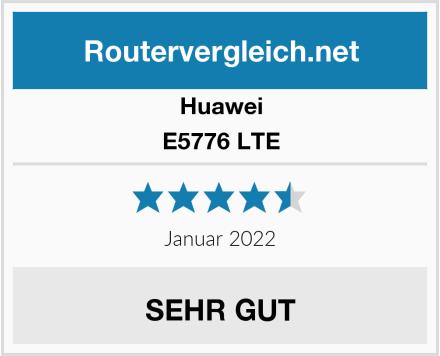 Huawei E5776 LTE Test