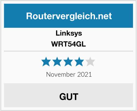 Linksys WRT54GL Test