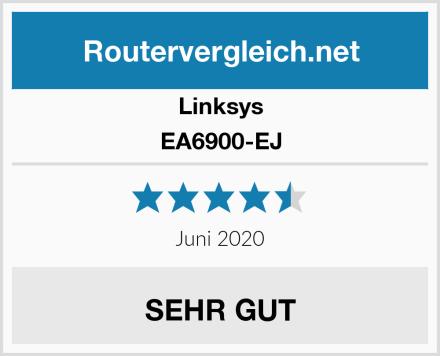 Linksys EA6900-EJ Test