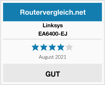 Linksys EA6400-EJ Test