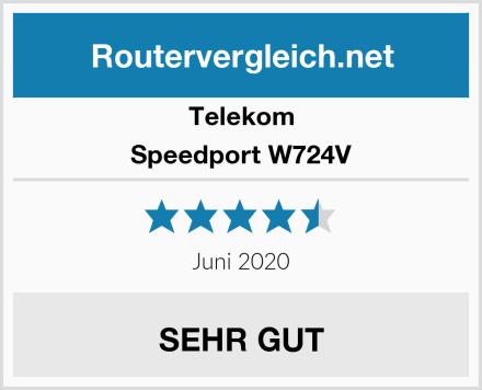 Telekom Speedport W724V Test