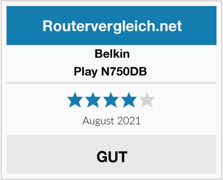 Belkin Play N750DB  Test