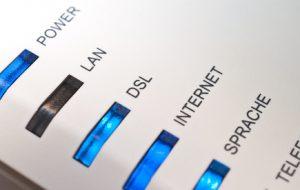 Router IP Adresse finden