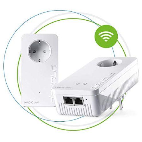 Devolo Magic 1 - 1200 Wifi AC Starter Kit
