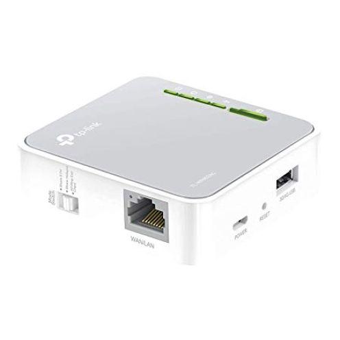 TP-Link TL-WR902AC AC750 WLAN Nano Router